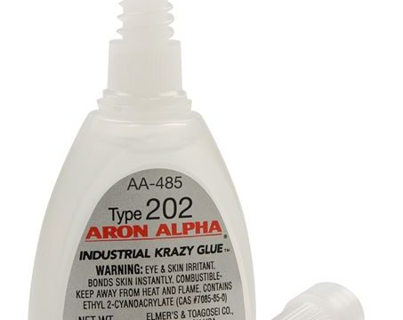 Aron Alpha ® Type 202 Industrial Instant Glue (for industries)