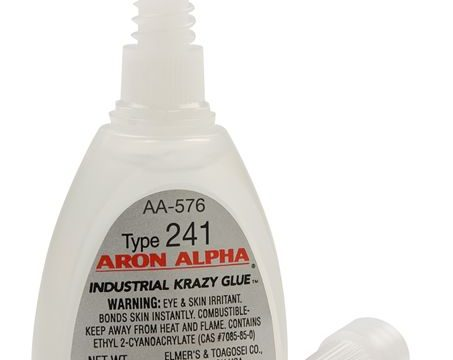 Aron Alpha ® Type 241, Industrial Instant Glue (for industries)
