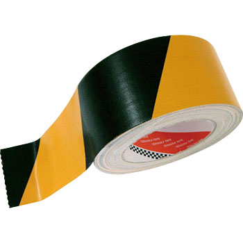 Teraoka No.145T Safety Stripe Adhesive Tape